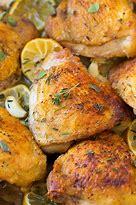 garlic chicken baked
